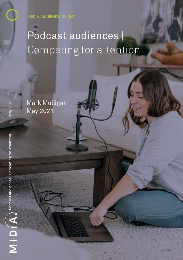Cover image for Podcast audiences
