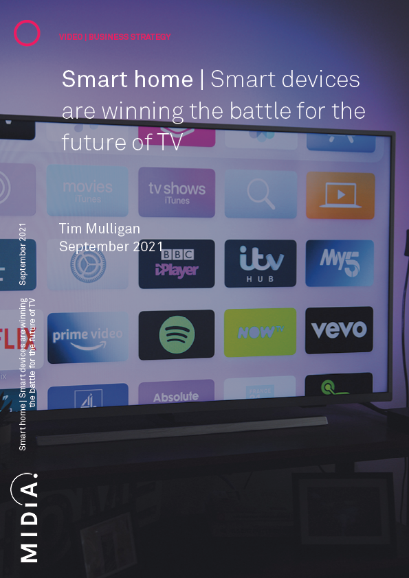 Cover image for Smart home