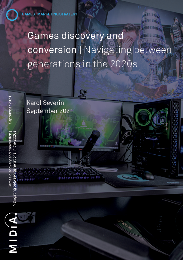 Cover image for Games discovery and conversion