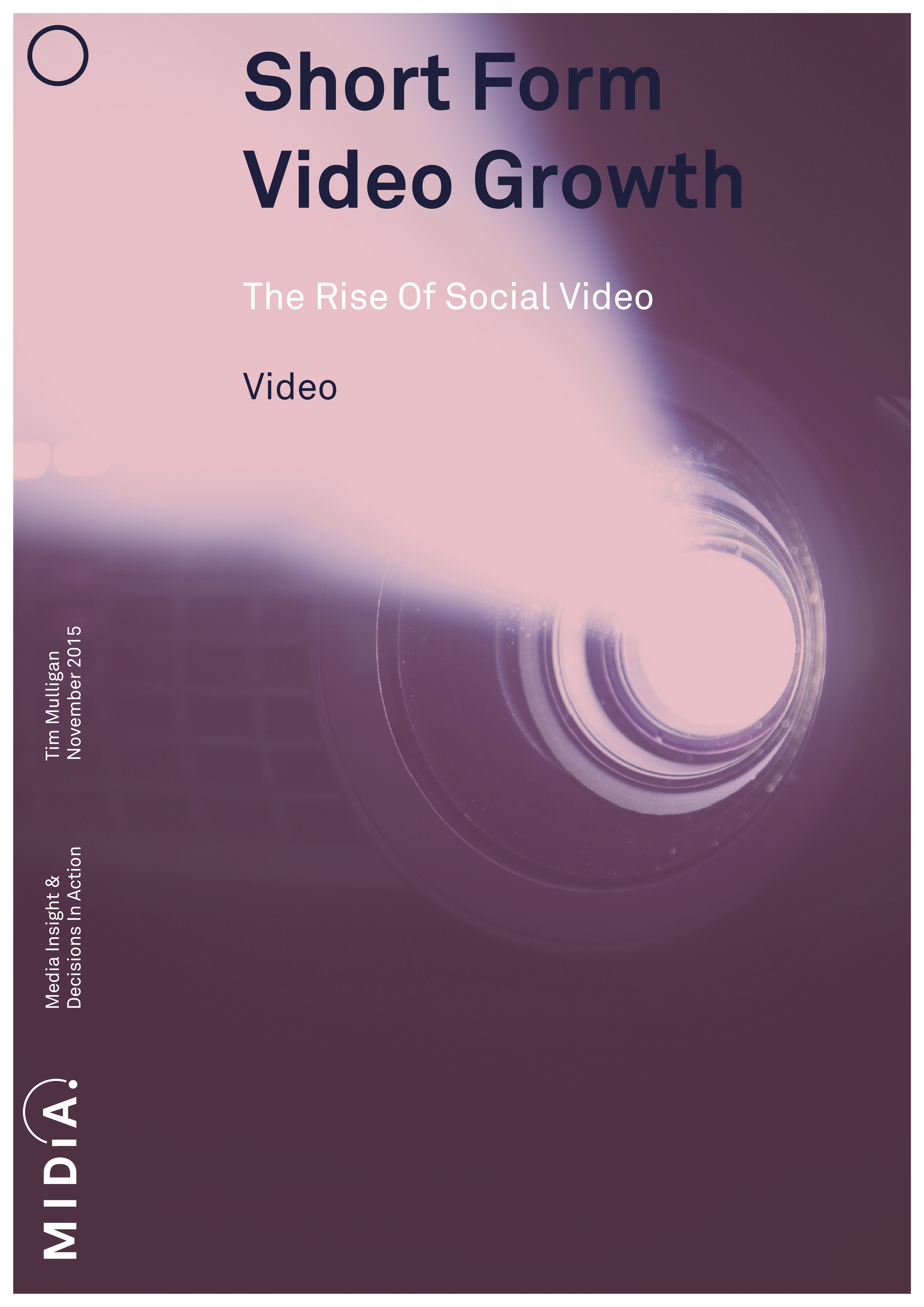 Cover image for Short Form Video Growth