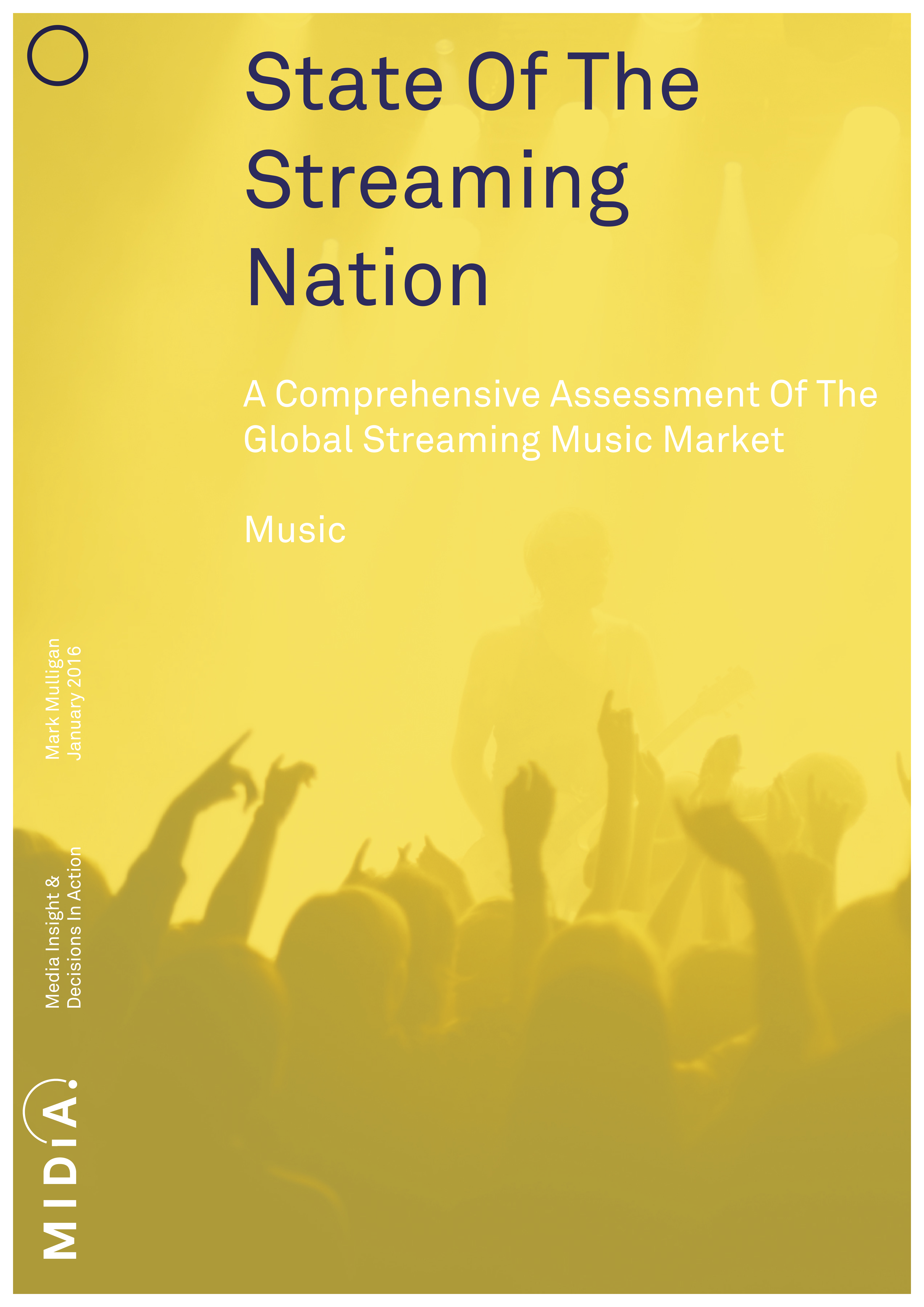 Cover image for State Of The Streaming Nation