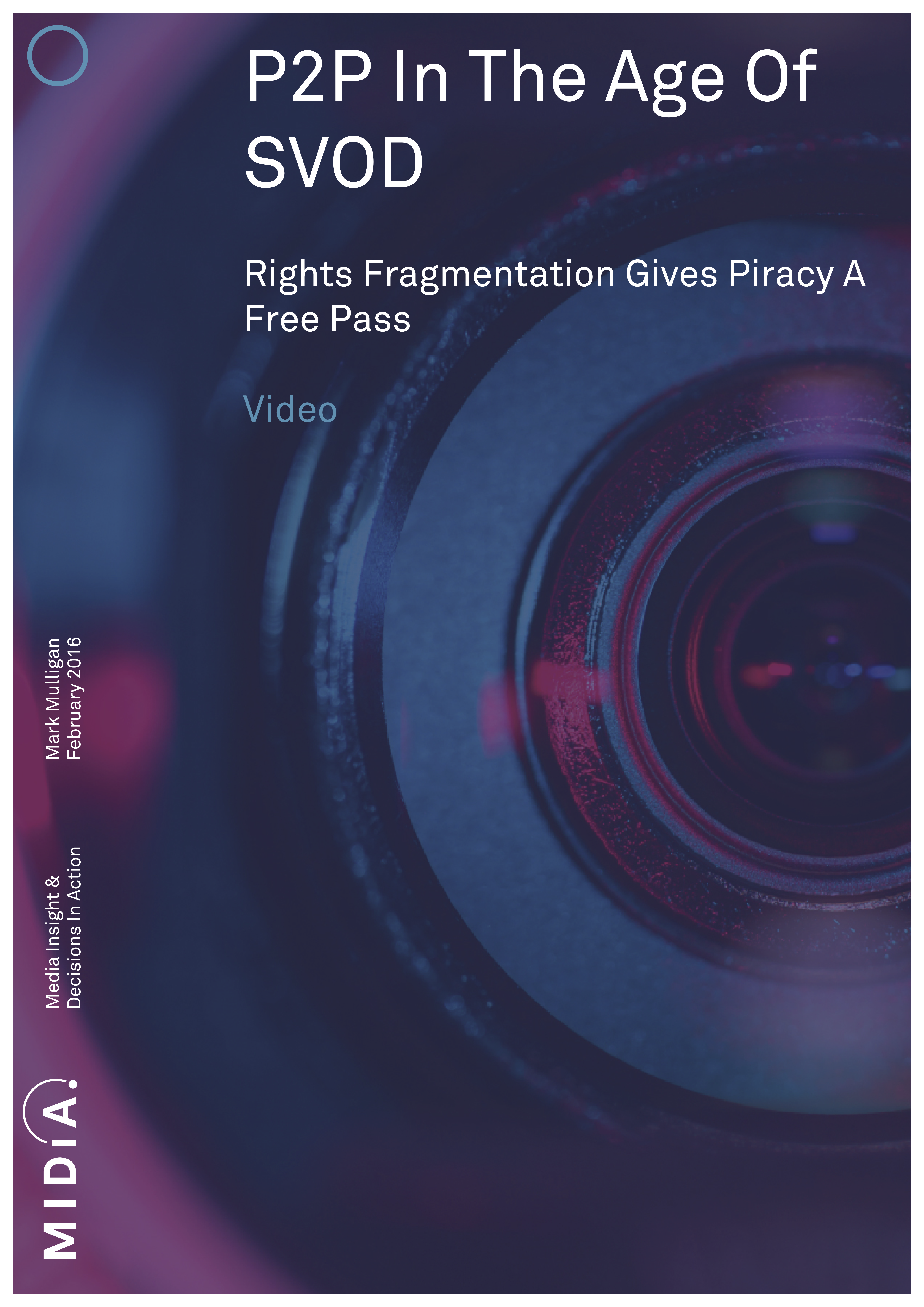 Cover image for P2P In The Age Of SVOD