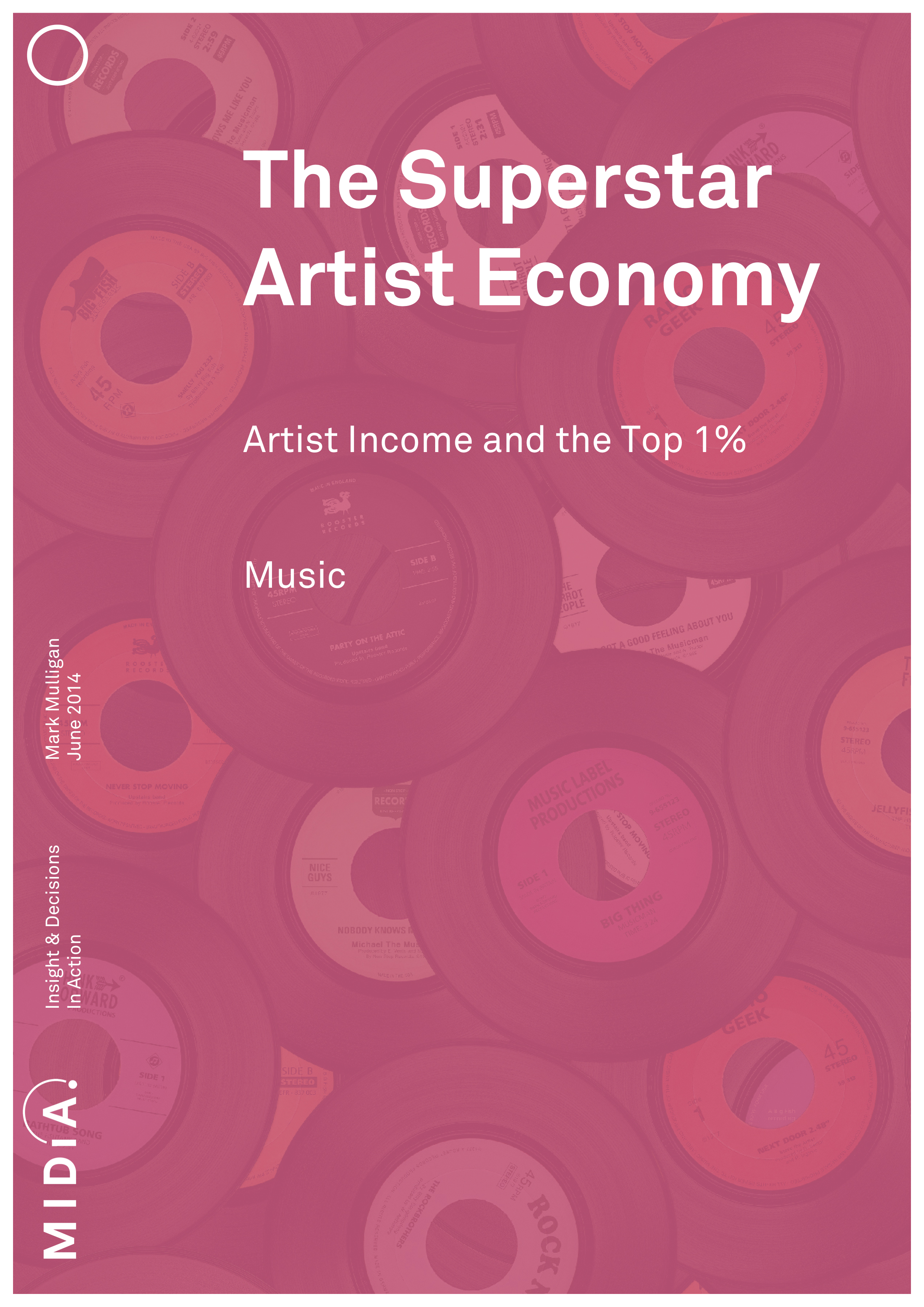 Cover image for The Superstar Artist Economy