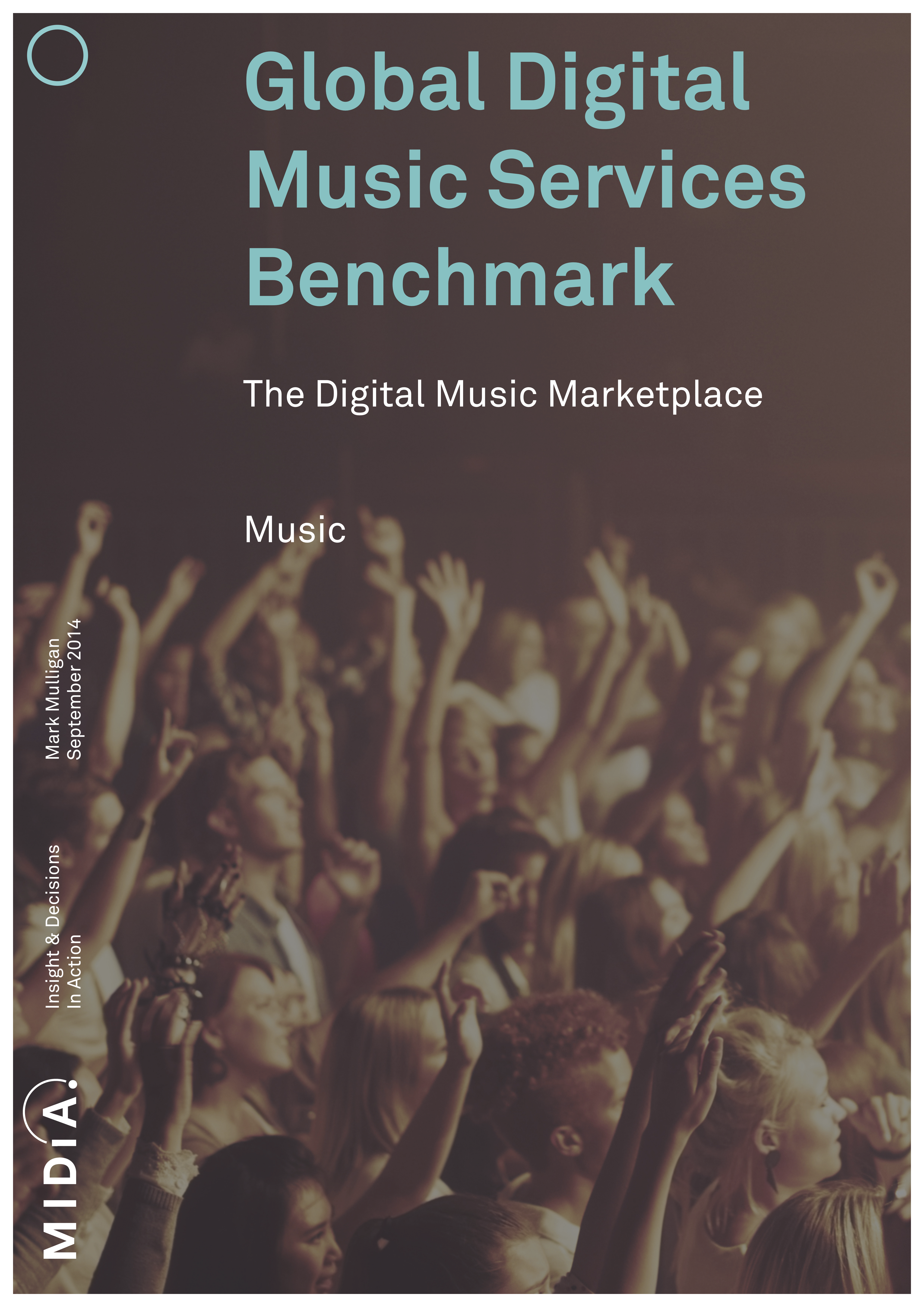Cover image for Global Digital Music Services Benchmark